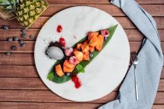 DESERY-Ananas-flambirowany